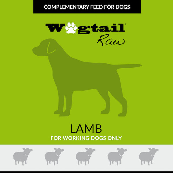 lamb mince for dogs
