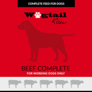 beef complete for dogs