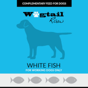 white fish mince for dogs