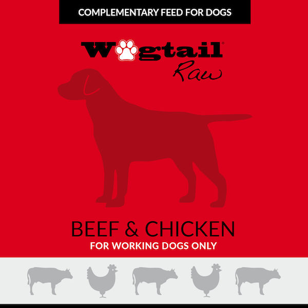 beef & chicken mince for dogs